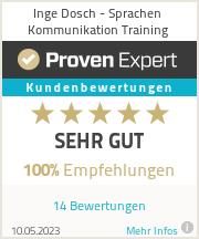 Erfahrungen & Bewertungen zu Inge Dosch - Sprachen Kommunikation Training